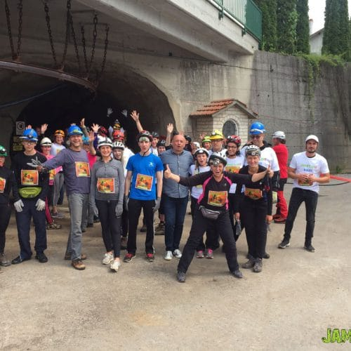 Jamatlon 2018 - na startu